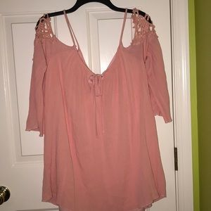 Off shoulder dress size small